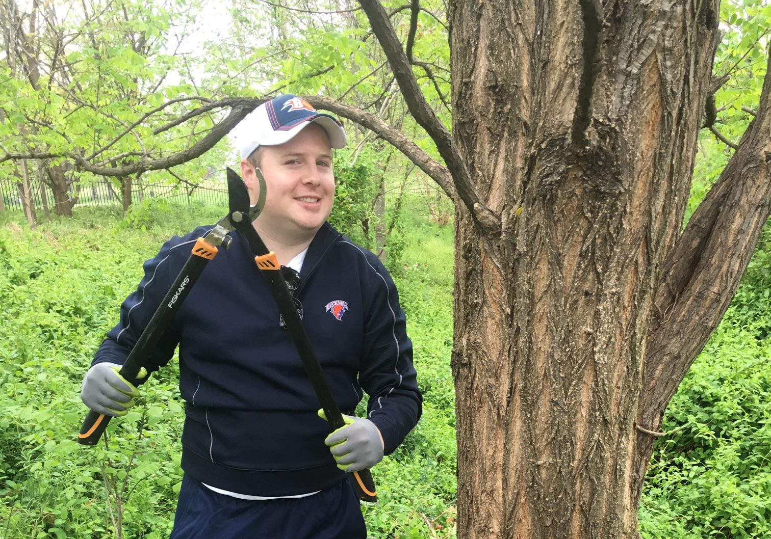 Bucknell Volunteer: Joey Martin '12