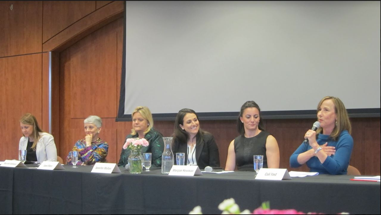 ATHENA panel features Bucknell alumnae leaders in business