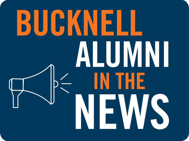 Bucknell Alumni in the News: Week of Oct. 30