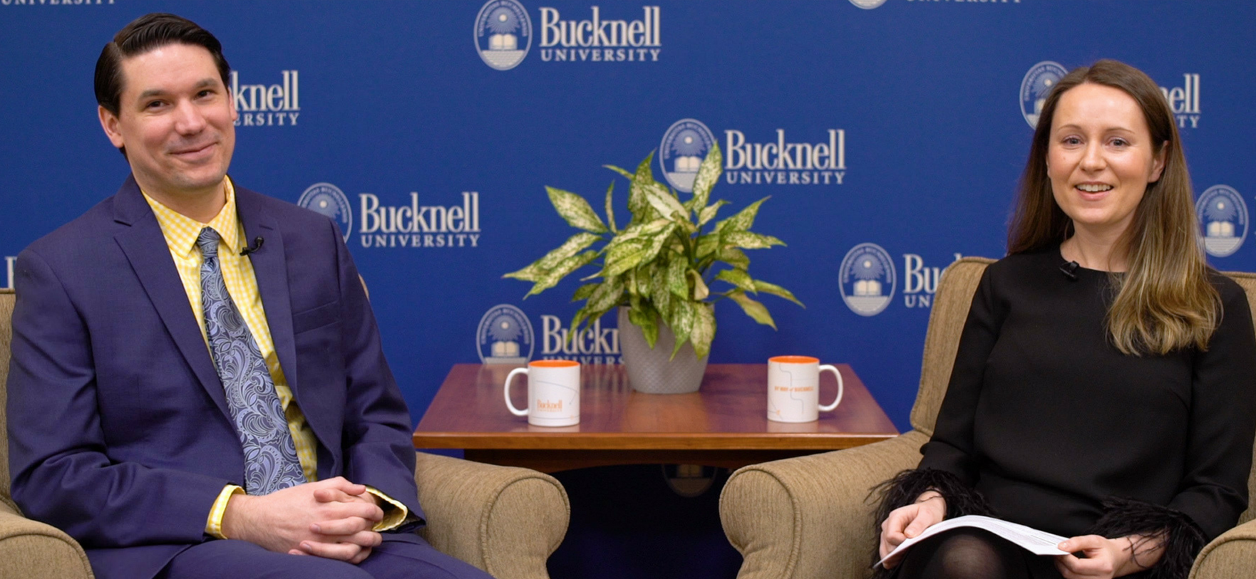 The BUAA Interviews recap:  Dean of Admissions Kevin Mathes '07