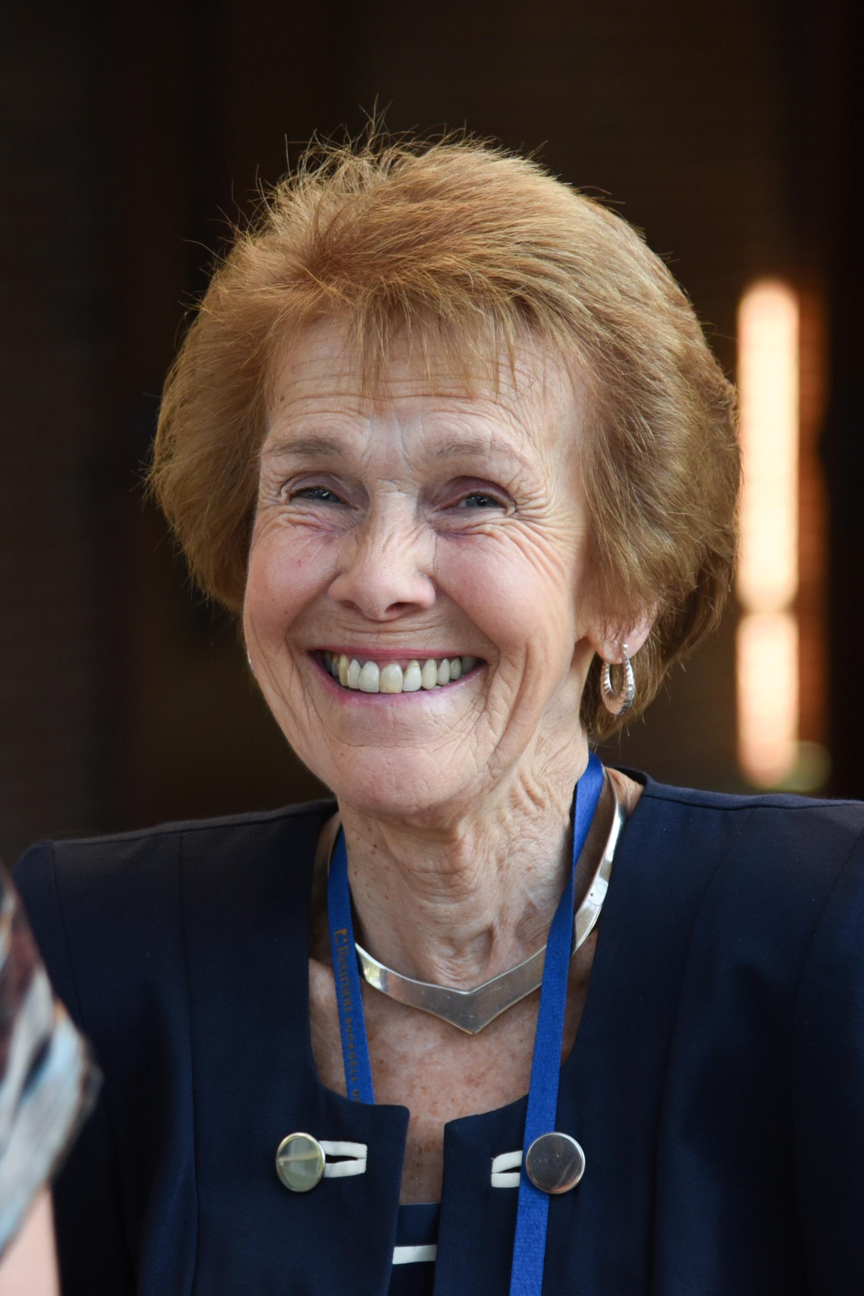 Bucknell Volunteer: Connie Tressler '62